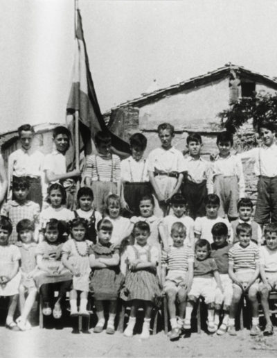 1955. Velillas. Fototeca de la Diputación Provincial de Huesca.