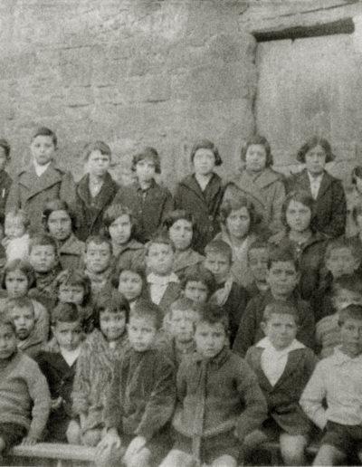 1920-1930. Fañanás. Fototeca de la Diputación Provincial de Huesca.