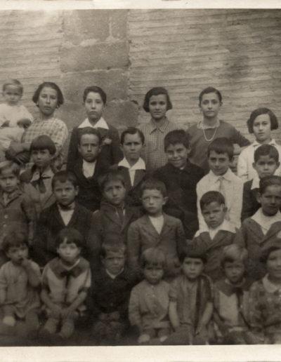 1926. Curso académico 1926-1927. Fototeca de la Diputación Provincial de Huesca.