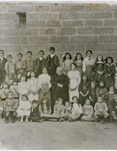 1928. Sipán. Fototeca de la Diputación Provincial de Huesca.
