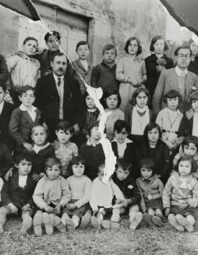 1937. Velillas. Fototeca de la Diputación Provincial de Huesca.