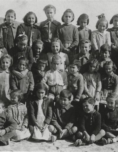 1947. Velillas. Fototeca de la Diputación Provincial de Huesca.