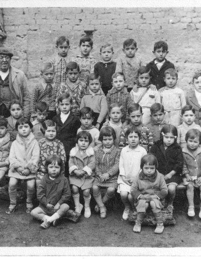 1932. Gurrea de Gállego. Fototeca de la Diputación Provincial de Huesca.