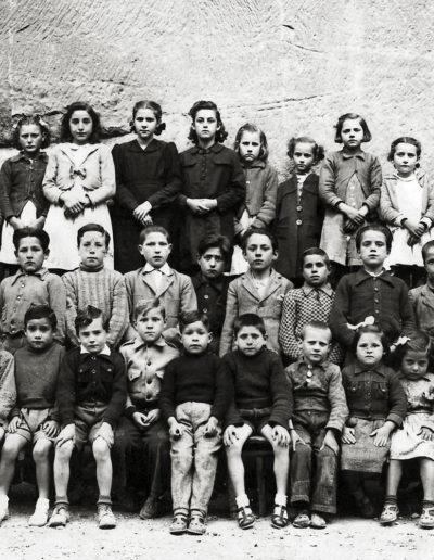 1940. Fañanás. Fototeca de la Diputación Provincial de Huesca.