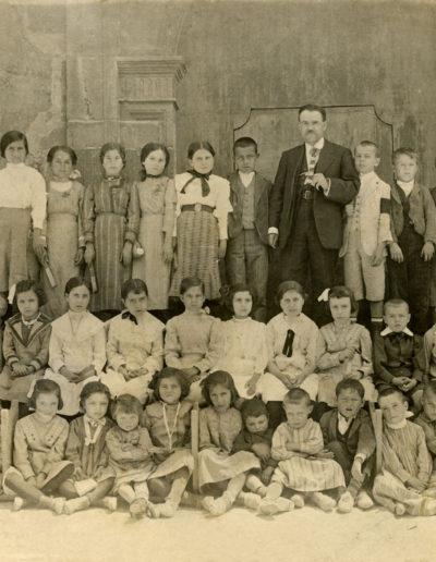 1900-1910. Fañanás. Fototeca de la Diputación Provincial de Huesca.